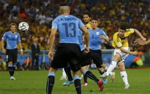 James Rodriguez Wonder Goal