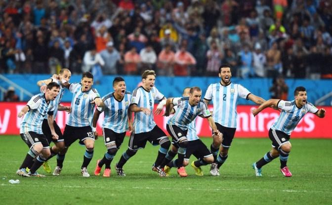 Argentina vs Netherlands 1