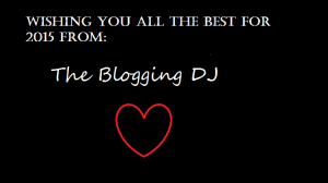 The Blogging DJ Logo Happy 2015