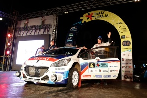 Rally Liepaja Breen Win