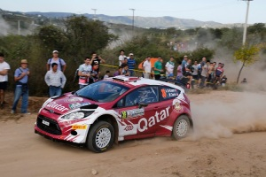2015 Rally Argentina Al-Kuwari