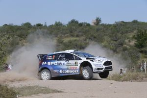 Rally Argentina 2015 Evans