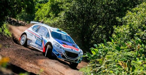 Rally Acores 2015 Breen