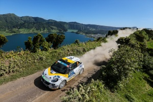 Rally Acores 2015 Opel Adam