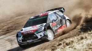 Rally Portugal 2015 Citroen