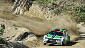 Rally Portugal 2015 SkodaR5