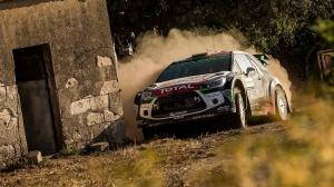 Rally Sardinia 2015 Citroen