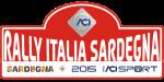 Rally Sardinia 2015 Logo