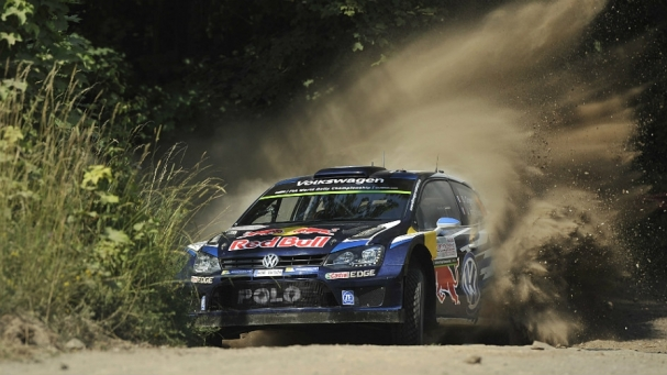 Rally Poland 2015 Ogier