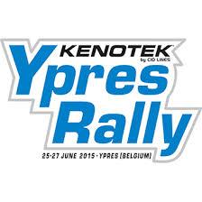 Ypres Rally 2015 Logo