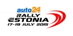 Rally Estonia 2015 Logo