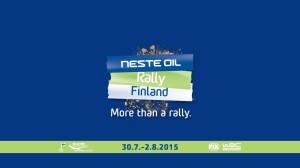 Rally Finland 2015 Logo