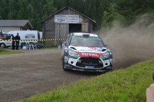 Rally Finland 2015 Ostberg