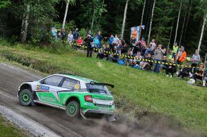 Rally Finland 2015 Skoda