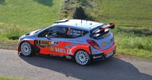Rally Germany 2015 Neuville