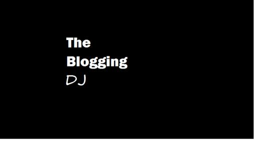 The Blogging DJ Logo