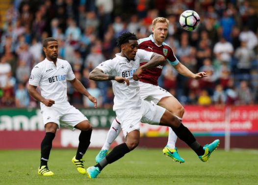 Burnley Swansea
