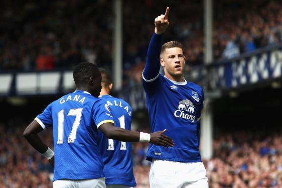 Everton 1-1 Tottenham