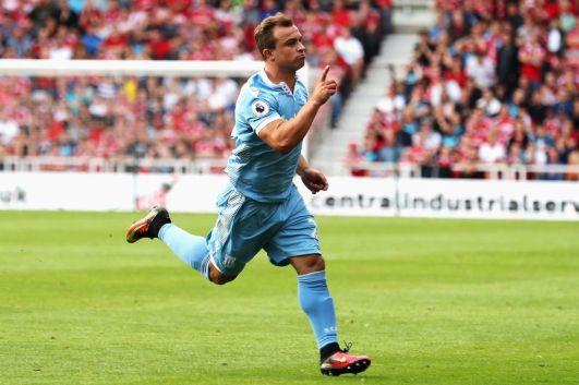 Middlesbrough Stoke City
