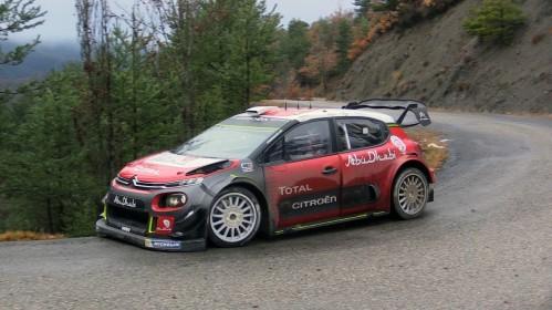 WRC Citroen 2018