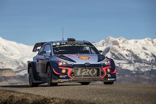 WRC Hyundai 2018