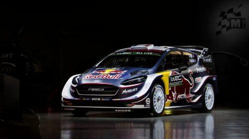 WRC M-Sport 2018