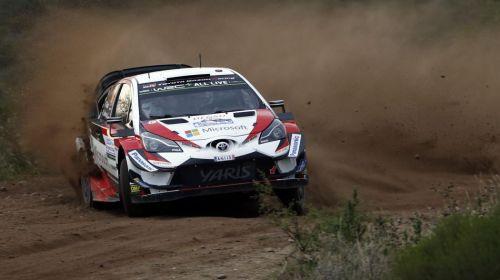 WRC Toyota 2018