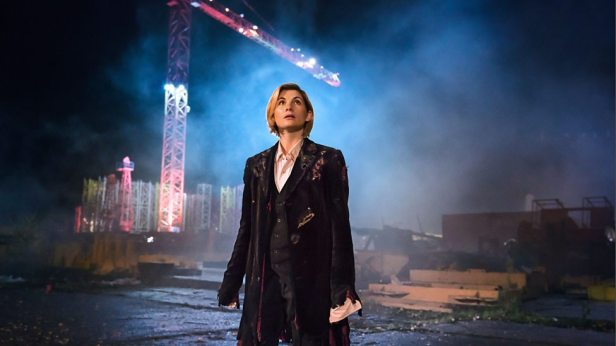 The Woman Who Fell to Earth Promo Shot