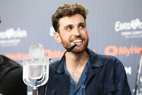 Duncan Laurence Victory